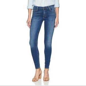 7 for all mankind gwenevere skinny jeans sz 25